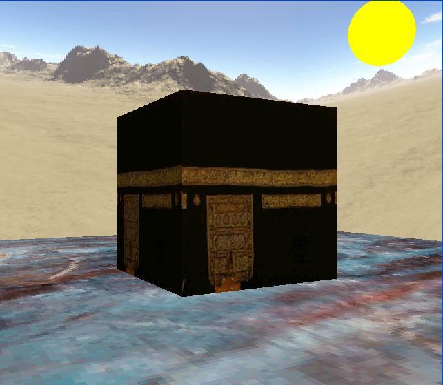 Description of Final Project: Makkah