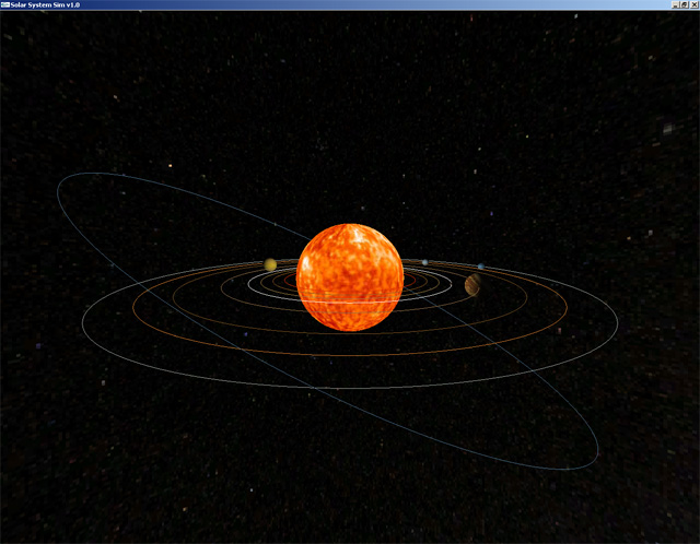 orbital paths of planets animations - photo #42