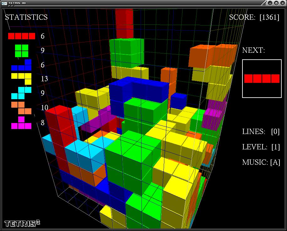 tetris 3d download