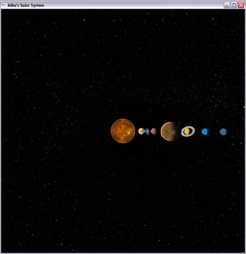 solar system animation - photo #26